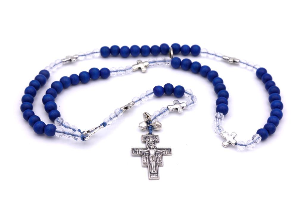 Blue First Communion