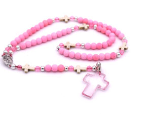 Pink First Communion