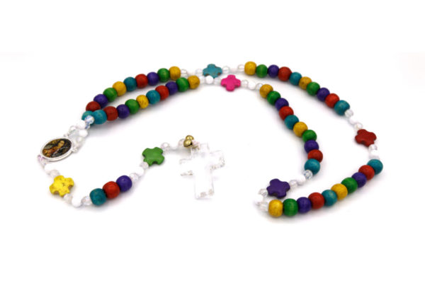 Christina Rainbow Rosary